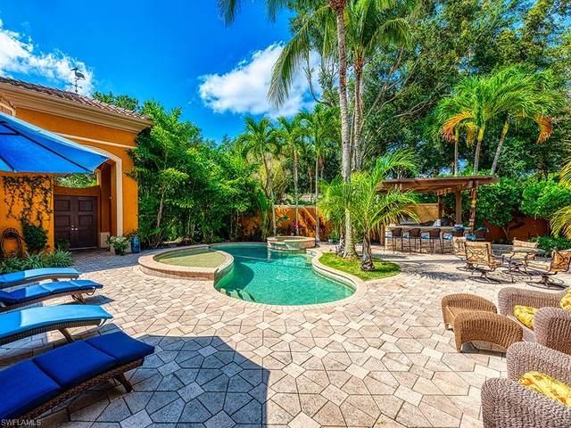1049 Grand Isle Dr, Naples, FL 34108 (MLS #220012772) :: Kris Asquith's Diamond Coastal Group