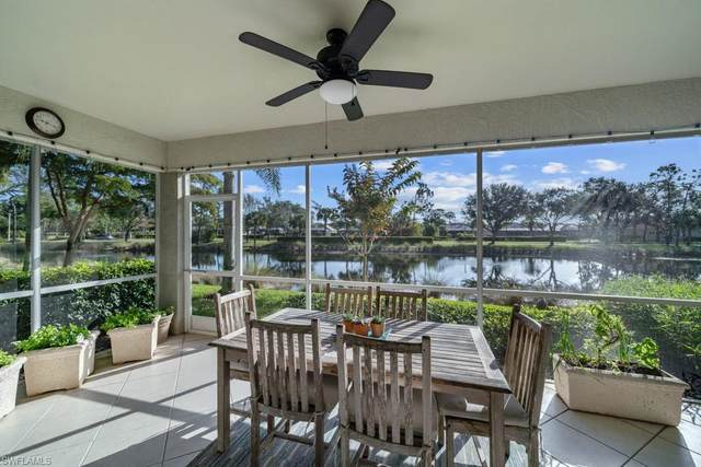 7126 Blue Juniper Ct #101, Naples, FL 34109 (#220012815) :: Equity Realty