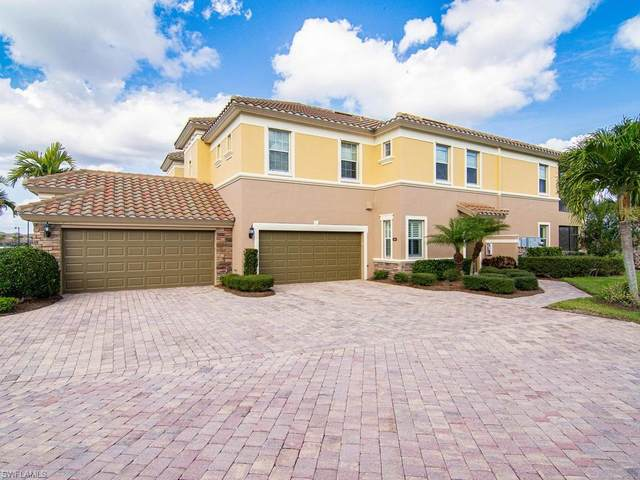 9554 Ironstone Ter #102, Naples, FL 34120 (MLS #220012847) :: Dalton Wade Real Estate Group