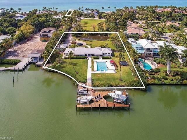 3455 Gordon Dr, Naples, FL 34102 (MLS #220012961) :: Kris Asquith's Diamond Coastal Group