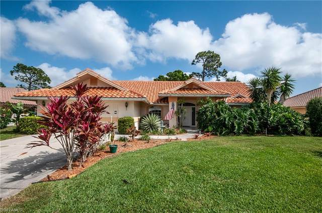 148 Muirfield Cir, Naples, FL 34113 (MLS #220013122) :: #1 Real Estate Services