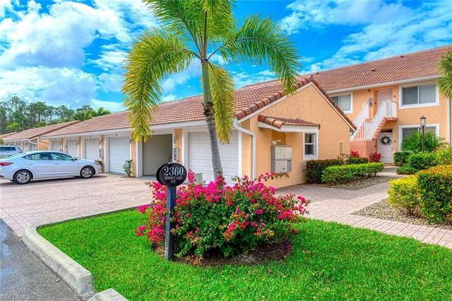 2360 Hidden Lake Ct #8405, Naples, FL 34112 (MLS #220013144) :: #1 Real Estate Services