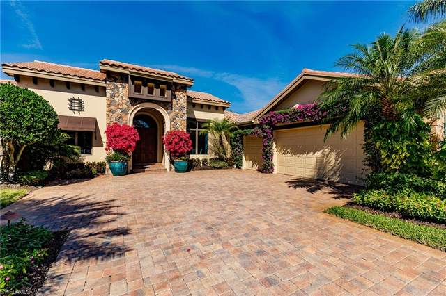 11875 Hedgestone Ct, Naples, FL 34120 (MLS #220013167) :: Clausen Properties, Inc.