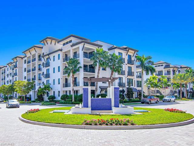 1030 3rd Ave S #218, Naples, FL 34102 (MLS #220013229) :: #1 Real Estate Services