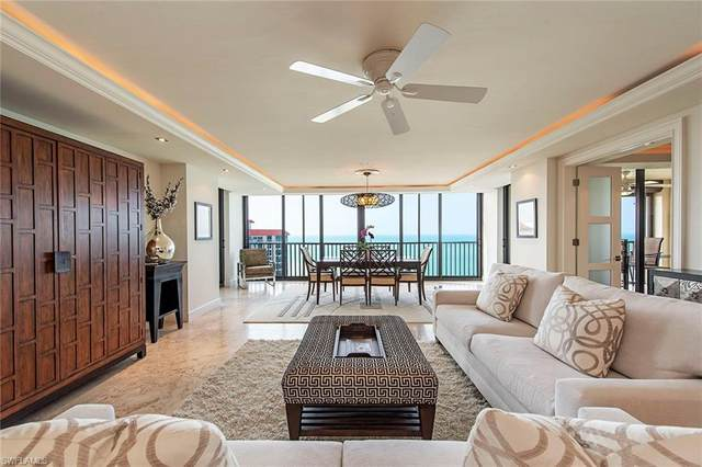 10851 Gulf Shore Dr #1403, Naples, FL 34108 (#220013262) :: The Dellatorè Real Estate Group