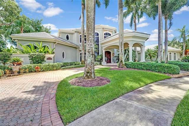 4244 Brynwood Dr, Naples, FL 34119 (#220013311) :: Equity Realty
