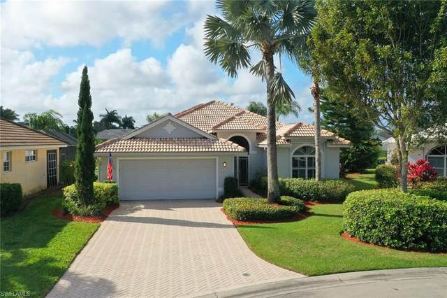 4376 Pomarine Ct, Naples, FL 34119 (MLS #220013422) :: #1 Real Estate Services