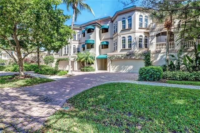 373 4th St S #501, Naples, FL 34102 (MLS #220013454) :: The Naples Beach And Homes Team/MVP Realty