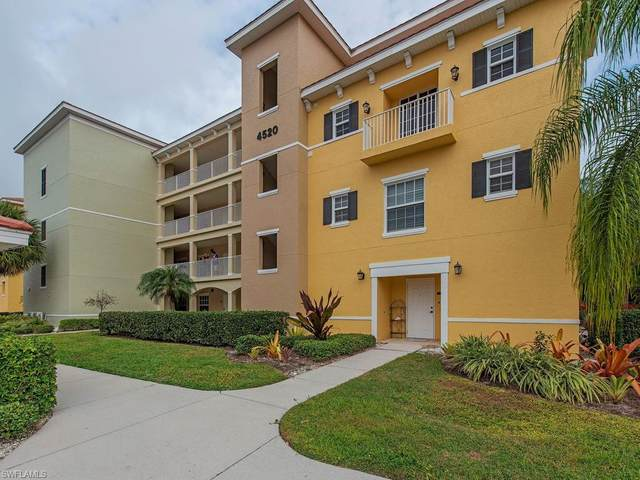 4520 Botanical Place Cir #405, Naples, FL 34112 (#220013475) :: The Dellatorè Real Estate Group