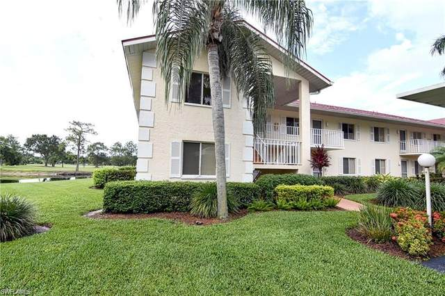 530 Augusta Blvd D201, Naples, FL 34113 (MLS #220013512) :: Kris Asquith's Diamond Coastal Group