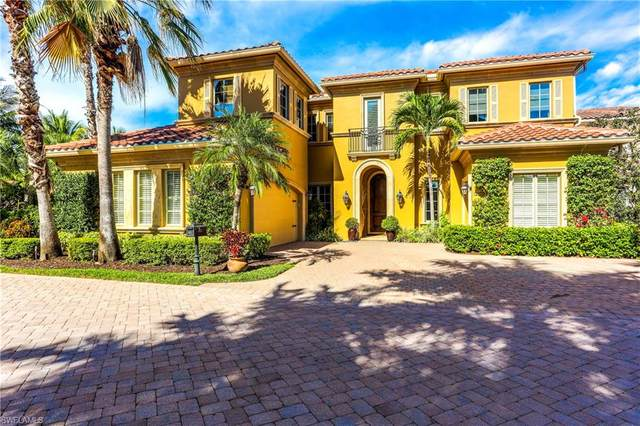 2125 Modena Ct, Naples, FL 34105 (#220013532) :: Equity Realty