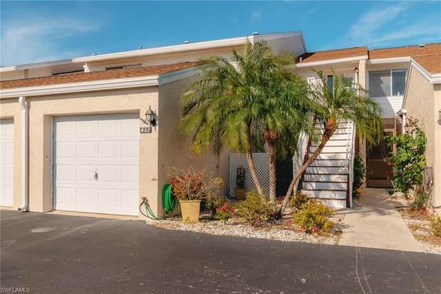 432 Bristle Cone Ln #17, Naples, FL 34113 (#220013588) :: Caine Premier Properties