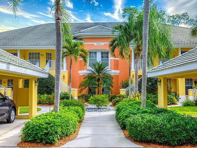 1940 Willow Bend Cir 3-203, Naples, FL 34109 (MLS #220013762) :: #1 Real Estate Services
