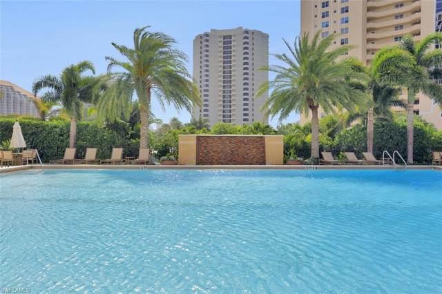 5601 Turtle Bay Dr #303, Naples, FL 34108 (MLS #220013772) :: Clausen Properties, Inc.