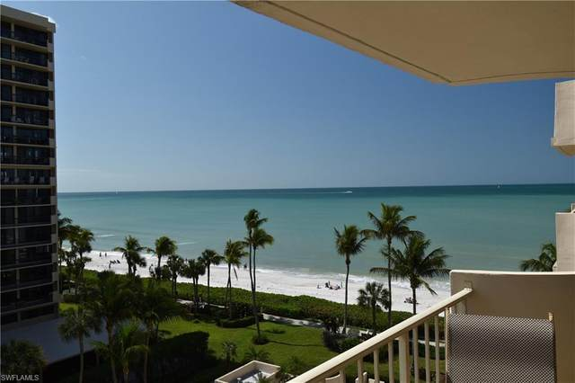 4005 Gulf Shore Blvd N #602, Naples, FL 34103 (MLS #220013922) :: The Naples Beach And Homes Team/MVP Realty