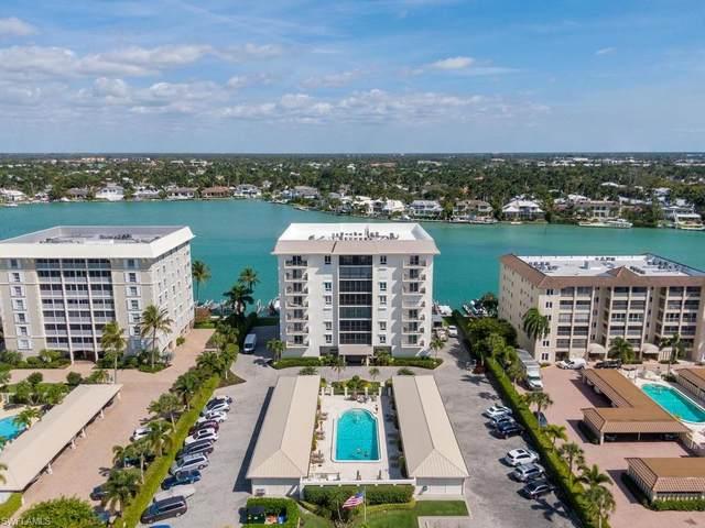 2650 Gulf Shore Blvd N #103, Naples, FL 34103 (MLS #220013928) :: RE/MAX Radiance
