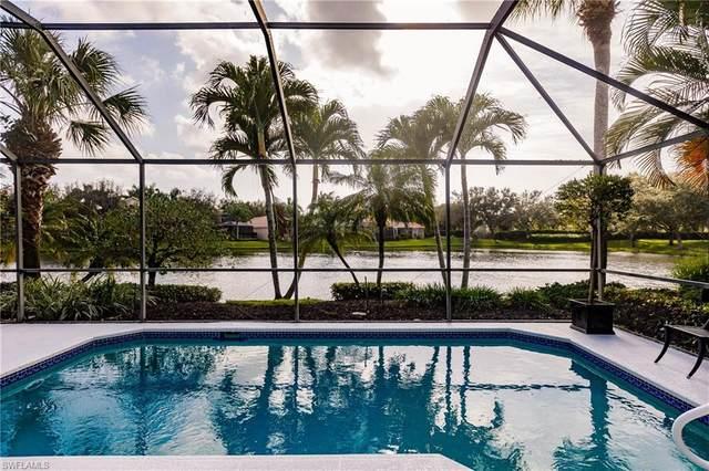 9189 Troon Lakes Dr, Naples, FL 34109 (MLS #220013957) :: Kris Asquith's Diamond Coastal Group