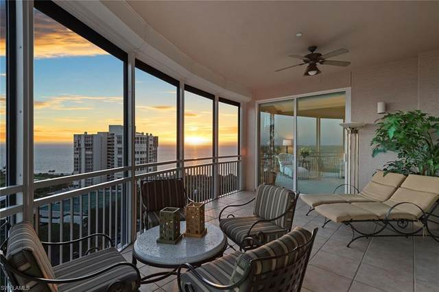 4151 Gulf Shore Blvd N #1401, Naples, FL 34103 (MLS #220013989) :: The Naples Beach And Homes Team/MVP Realty