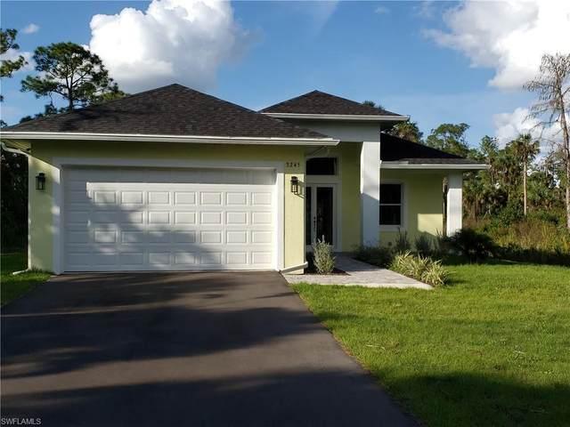 3245 39th Ave NE, Naples, FL 34120 (MLS #220014240) :: The Naples Beach And Homes Team/MVP Realty