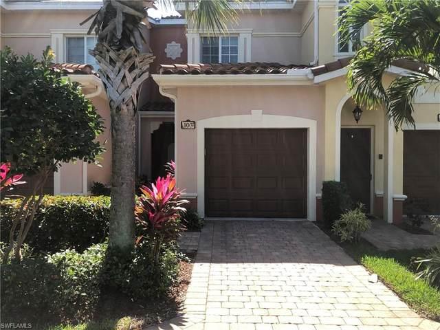 20281 Estero Gardens Cir #103, Estero, FL 33928 (#220014308) :: The Dellatorè Real Estate Group