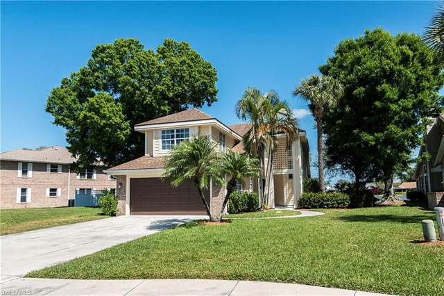 6628 Ilex Cir, Naples, FL 34109 (MLS #220014344) :: Kris Asquith's Diamond Coastal Group