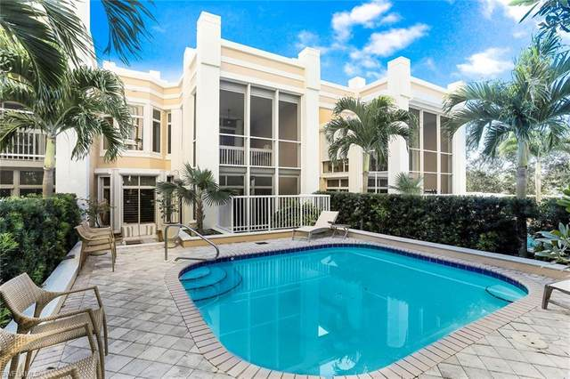 7045 Pelican Bay Blvd V-2, Naples, FL 34108 (MLS #220014389) :: RE/MAX Radiance