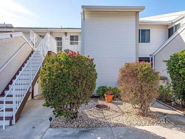 514 Bristle Cone Ln #58, Naples, FL 34113 (#220014426) :: Caine Premier Properties