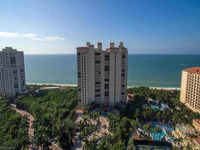 8665 Bay Colony Dr #404, Naples, FL 34108 (MLS #220014451) :: RE/MAX Radiance