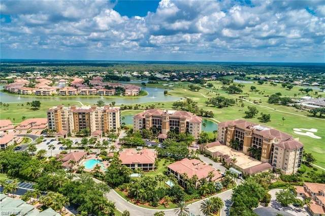 560 El Camino Real #1602, Naples, FL 34119 (MLS #220014551) :: Uptown Property Services