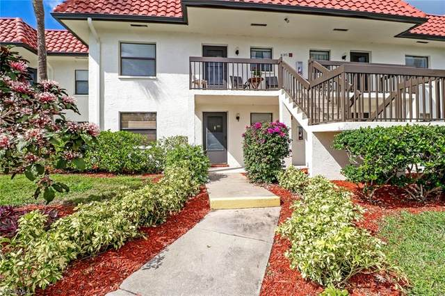 4186 27th Ct SW #105, Naples, FL 34116 (MLS #220014702) :: Clausen Properties, Inc.