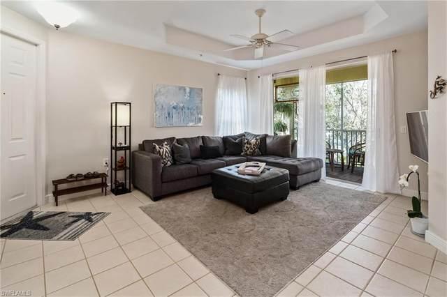 1345 Sweetwater Cv #201, Naples, FL 34110 (MLS #220014741) :: Clausen Properties, Inc.