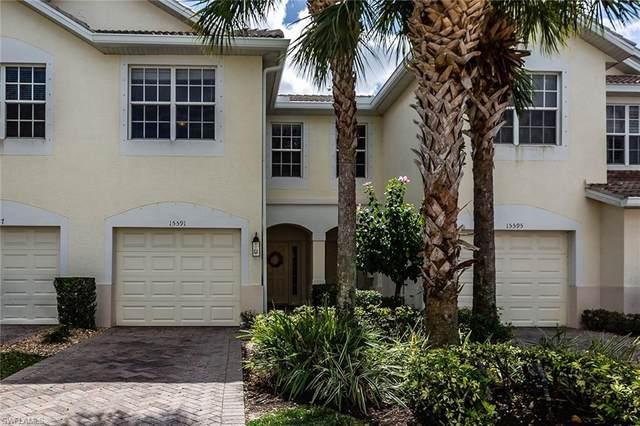 15591 Marcello Cir #143, Naples, FL 34110 (MLS #220014760) :: #1 Real Estate Services