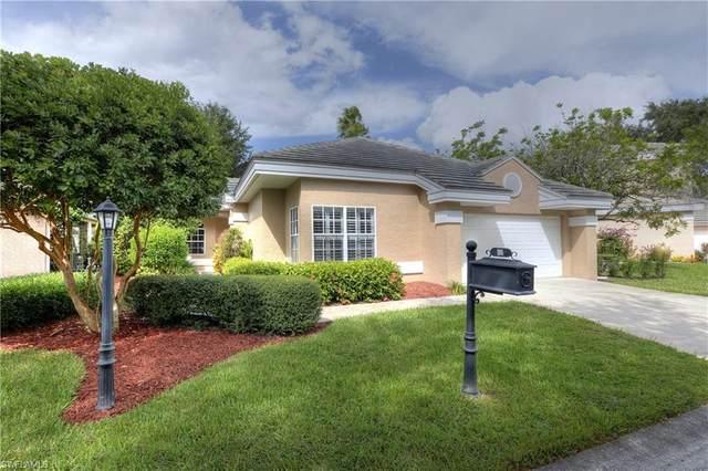 60 Fountain Cir, Naples, FL 34119 (MLS #220014792) :: Clausen Properties, Inc.