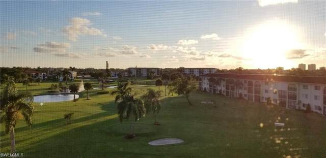 21 High Point Cir E #507, Naples, FL 34103 (MLS #220014920) :: Kris Asquith's Diamond Coastal Group