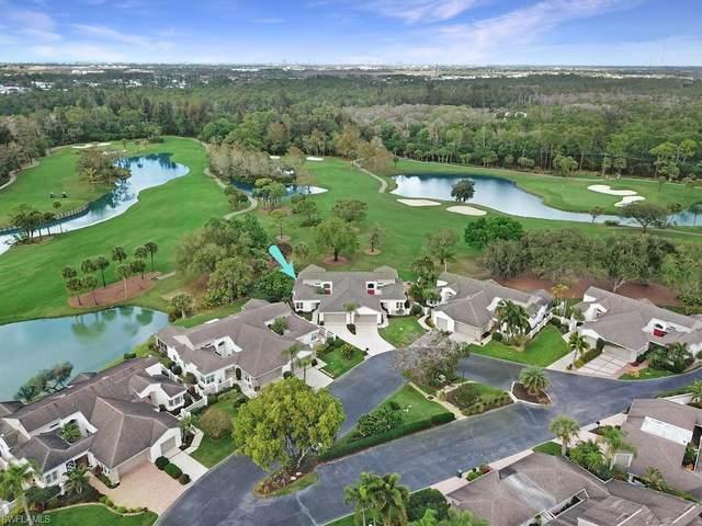 13251 Wedgefield Dr #21, Naples, FL 34110 (MLS #220014982) :: Clausen Properties, Inc.