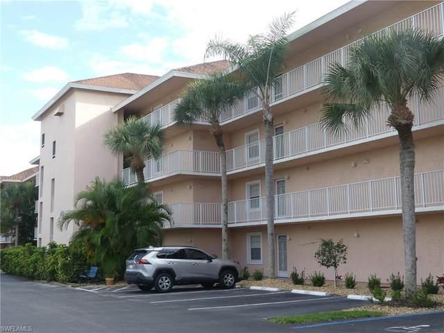 481 Quail Forest Blvd B303, Naples, FL 34105 (MLS #220015029) :: Eric Grainger | NextHome Advisors