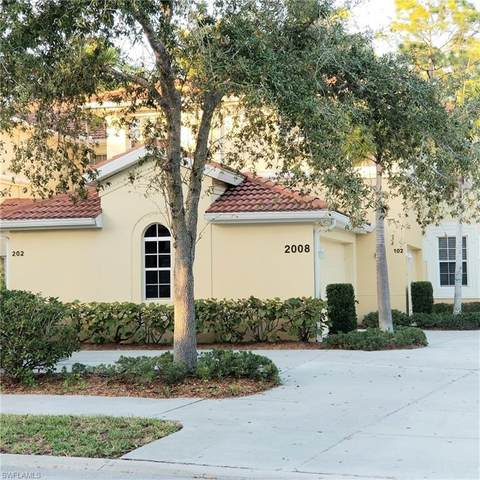 2008 Tarpon Bay Dr N #202, Naples, FL 34119 (MLS #220015043) :: #1 Real Estate Services