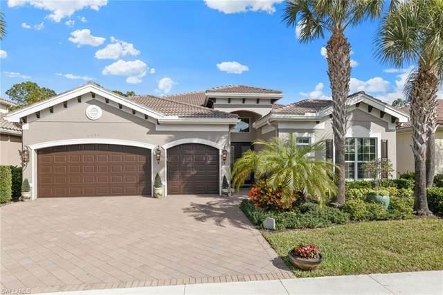 6649 Marbella Ln, Naples, FL 34105 (#220015369) :: The Dellatorè Real Estate Group