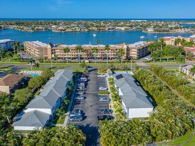 761 W Elkcam Cir A108, Marco Island, FL 34145 (MLS #220015380) :: Kris Asquith's Diamond Coastal Group