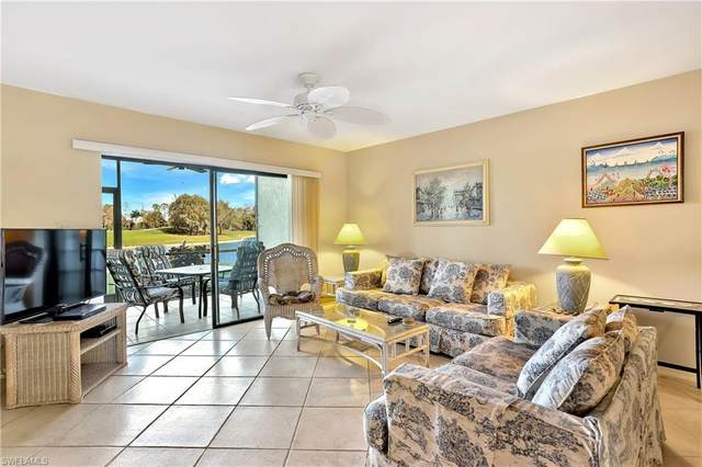7320 Coventry Ct #703, Naples, FL 34104 (MLS #220015389) :: #1 Real Estate Services