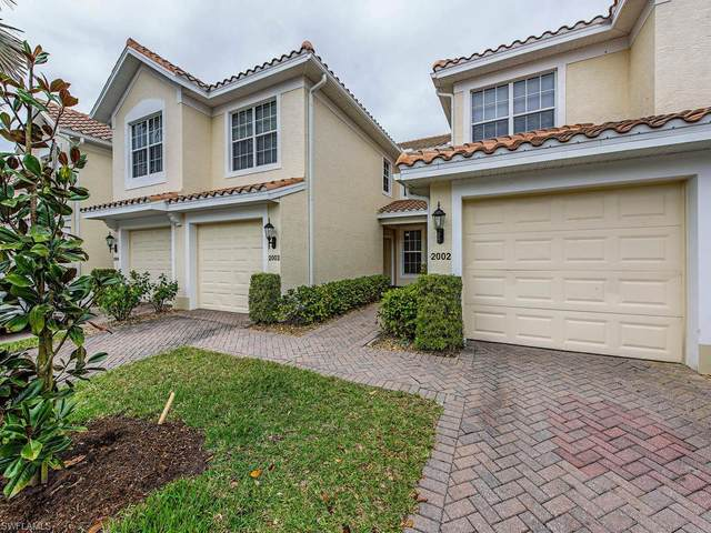 1320 Henley St #2003, Naples, FL 34105 (MLS #220015393) :: #1 Real Estate Services