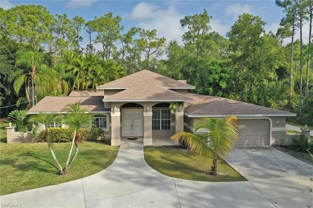 5051 Palmetto Woods Dr, Naples, FL 34119 (MLS #220015399) :: Clausen Properties, Inc.