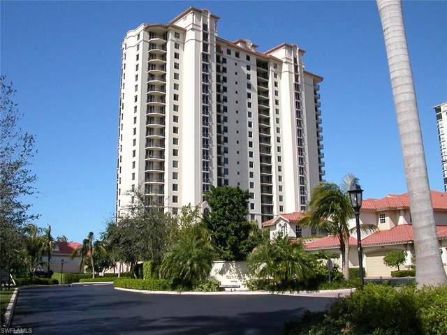 7225 Pelican Bay Blvd #1802, Naples, FL 34108 (MLS #220015453) :: Kris Asquith's Diamond Coastal Group