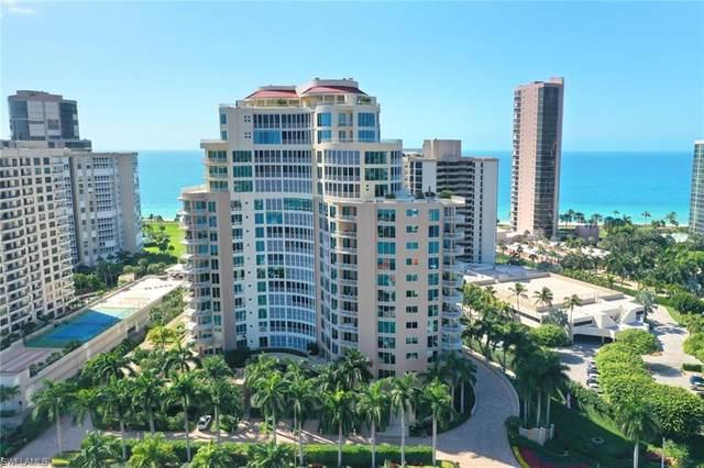 4501 Gulf Shore Blvd N #705, Naples, FL 34103 (MLS #220015460) :: Kris Asquith's Diamond Coastal Group