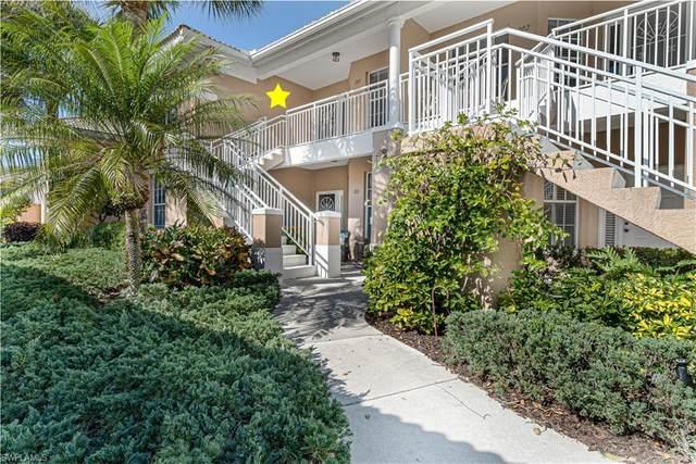 2275 Harmony Ln #201, Naples, FL 34109 (MLS #220015599) :: #1 Real Estate Services