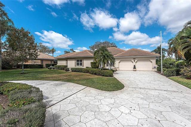 177 Arbor Blvd, Naples, FL 34119 (#220015661) :: Jason Schiering, PA
