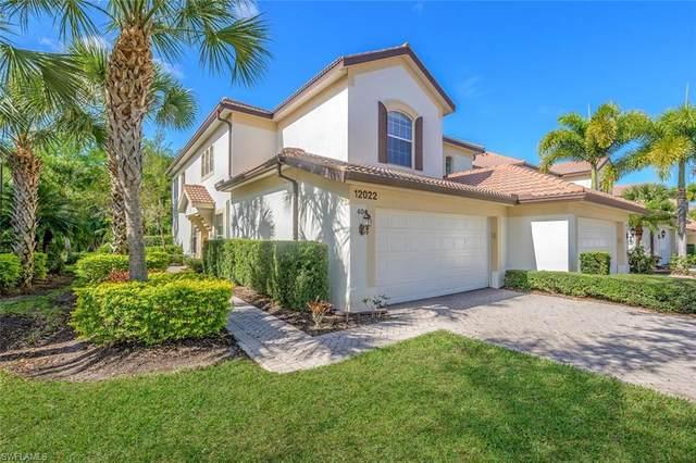 12022 Covent Garden Ct #404, Naples, FL 34120 (MLS #220015726) :: #1 Real Estate Services
