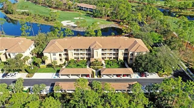 8217 Parkstone Pl 1-104, Naples, FL 34120 (MLS #220015775) :: Clausen Properties, Inc.