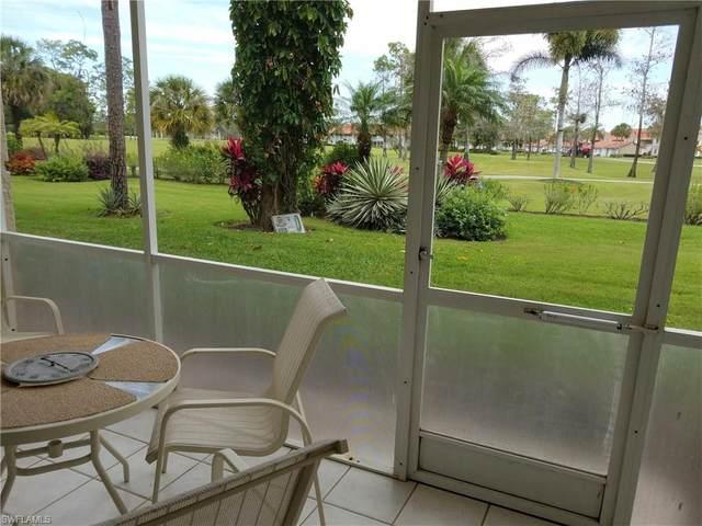 4548 Andover Way 106F, Naples, FL 34112 (#220015932) :: The Dellatorè Real Estate Group