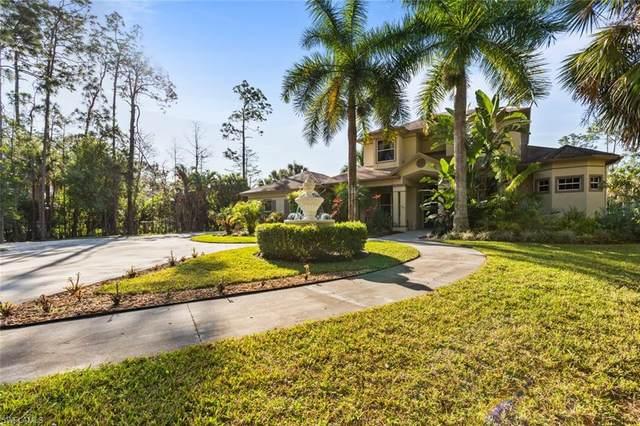 4330 7th Ave SW, Naples, FL 34119 (#220015945) :: The Dellatorè Real Estate Group